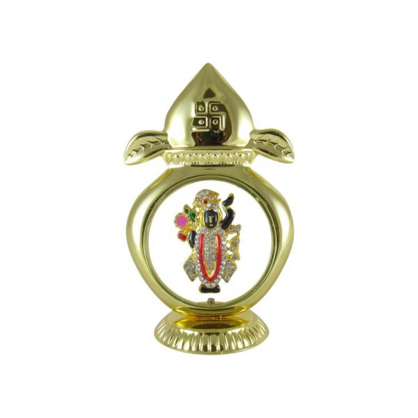 Shreenathji idol for car, Shrinathji statue for car, Shrinathji statue, lord shrinathji statue