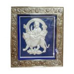 999 Silver Ambe Maa Frame, silver durga ma frame silver god photo frame pure silver Durga idol silver gift items return gifts for housewarming silver pooja items silver gift articles Ambe maa photo frame, Ambe maa photo hd, Durga maa photo frame, wooden maa durga photo frame, maa durga photo with quotes, maa durga photo with mantra, Durga maa image with lion, return gifts