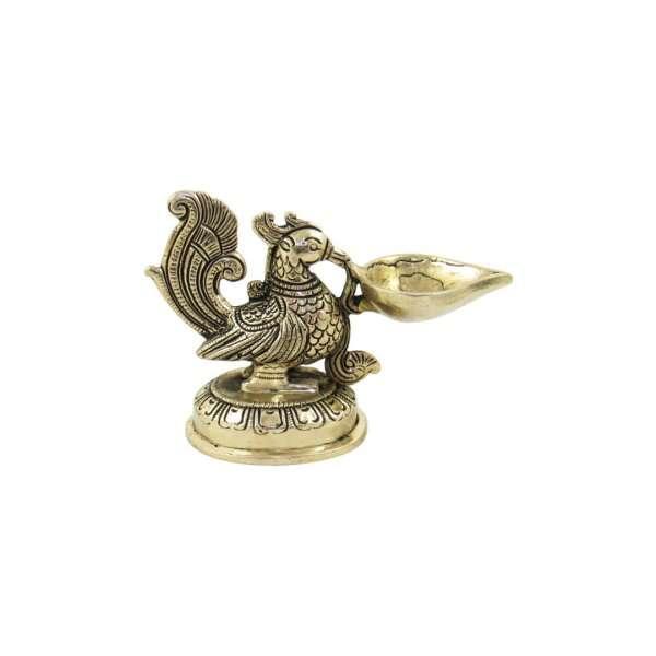 Brass diyas brass diya set brass diya stand brass aarti diya Brass peacock diya brass peacock lamp brass peacock diya stand