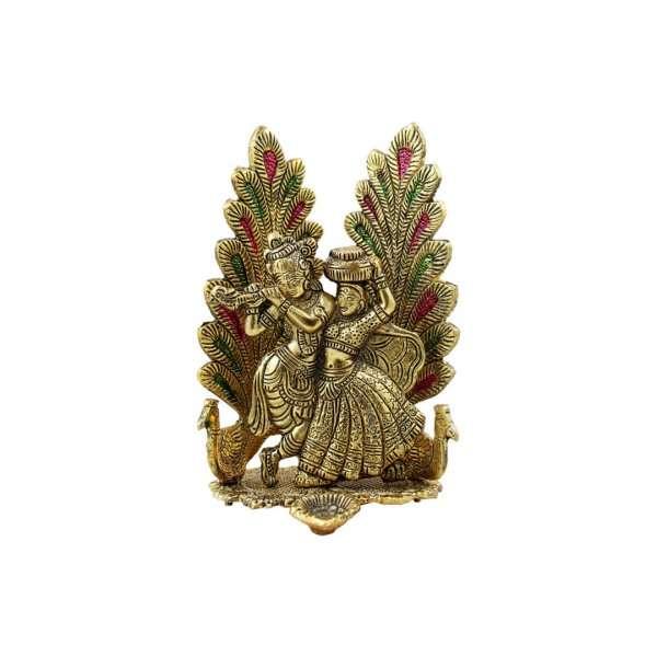 Radha Krishna idol radha Krishna brass idol radha Krishna idol for home radha Krishna idol for temple radha Krishna murti brass radha Krishna statue gift radha Krishna statue for temple