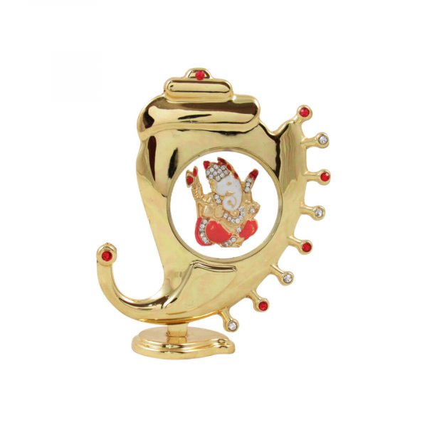 Gold plated ganesha idol for car, ganesha statue for car, ganesha idol for car, ganesha idol for home, ganesha idol for car dashboard online, ganesha statue for home décor, ganesha statue for gift, ganesha statue for office