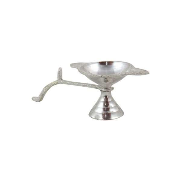Diya for pooja, diya for temple, Pooja items silver, Pooja items for home, diya for god, pooja items for temple, pooja items for gift, return gift