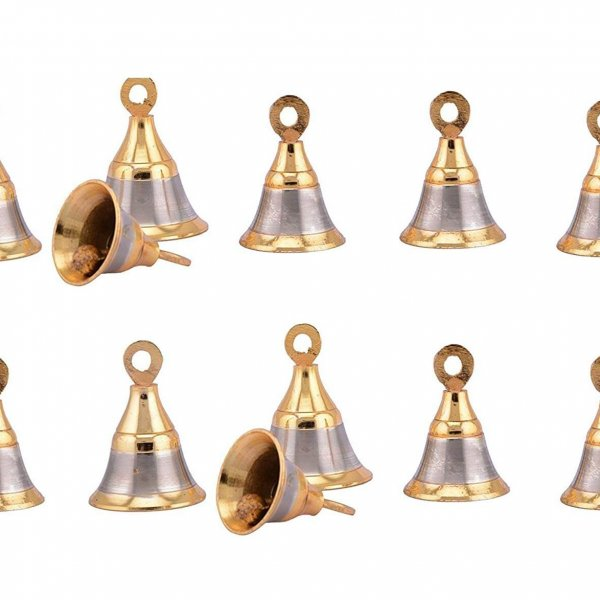 Brass pooja bells, brass bell for home, brass bell for temple, brass bell decoration, brass wall hanging bell, brass wall hanging diya, brass bell wall hanging, brass bell wall decor