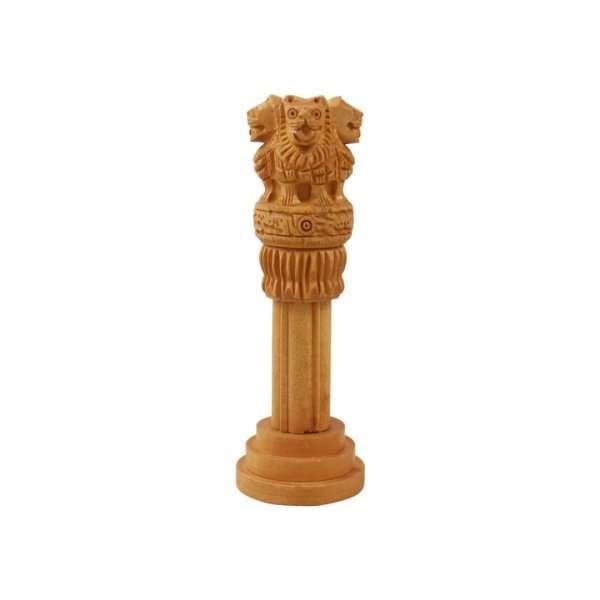 ashok stambh statue, ashoka pillar sculpture, indian national emblem