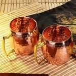 Copper Moscow mule mugs, copper Moscow mule mug set, copper mule mugs, copper mule cups gift set, Copper glass for Moscow, mule mug Moscow, mule mug for coffee