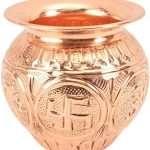Copper pooja kalash copper pooja lota copper pooja items copper puja kalash copper pooja kalash for new home