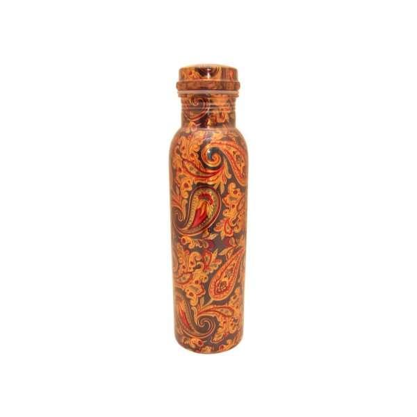 Copper water bottle, copper water bottle for kids, copper water bottle, 1 liter copper bottle for water, copper bottle for office, copper bottle 1 ltr, copper bottle set, Copper bottle and glass set