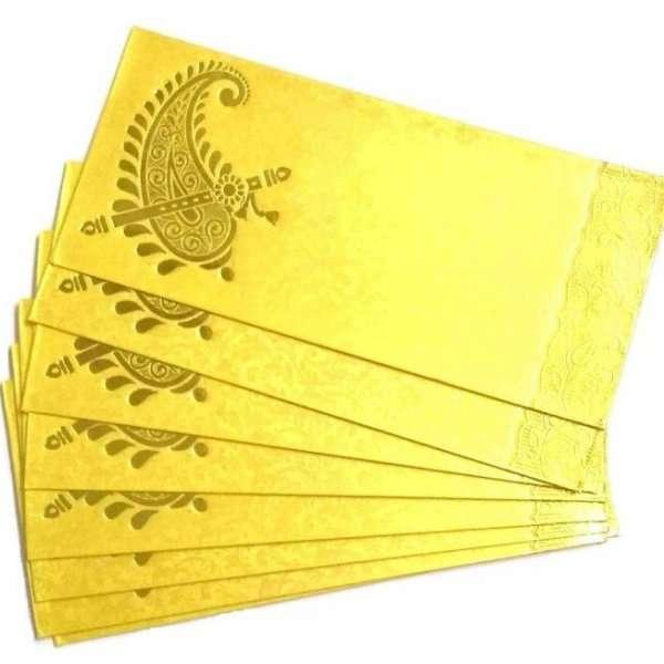 fancy envelope for wedding