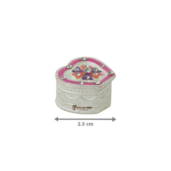 Pure Silver Sindoor Box for Gift Silver Sindoor Dabbi for Pooja Pure Silver sindoor dani silver pooja items silver gift items silver sindoor dani for wedding silver gift items for marriage silver pooja items for house warming silver gift articles pure silver sindoor box for women