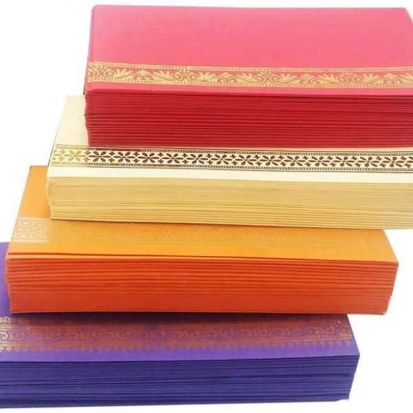 money envelopes for cash gifts
