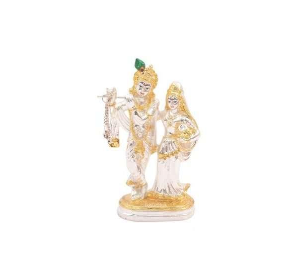 Radha Krishna idol for gift, radha Krishna idol for home, radha Krishna idol for temple, radha Krishna murti brass, radha Krishna statue for gift, radha Krishna statue for temple, Radha Krishna idol for car dashboard, radha Krishna brass idol