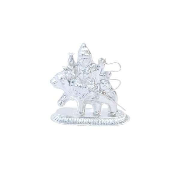 pure silver durga murti pure silver durga idol pure silver durga statue silver ambe ma idol