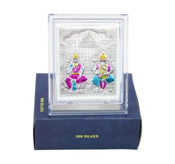 Laxmi ganesh silver frame, silver gift items return gifts for housewarming silver pooja items silver gift articles Lakshmi ganesh photo frames lakshmi Ganesh photo hd lakshmi ganesh photo Diwali laxmi Ganesha photo, laxmi ganesh wooden photo frame, return gifts for Diwali puja, return gifts for housewarming