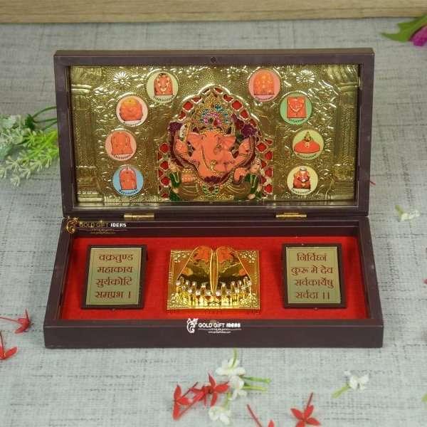 Ashtavinayak Ganesha Photo Frame Ashtavinayak Ganesha Photo Frame with Charan Paduka Ganesha photo frame, Ganesha photo hd, lord ganesha photo frames,gold Ganesha frame, lord Ganesha frame, Ganesha frame with charanpaduka, return gifts, Ganesha wooden photo frame, ganpati photo frame, Ganesh photo with mantra, ganesh photo with frame, ganesh photo with name, Ganpati photo hd, return gifts for wedding, return gifts for pooja