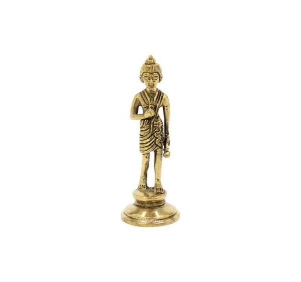 Brass Neelkanth Varni idol brass Swaminarayan statue , brass Swaminarayan Idol, gold plated Swaminarayan Idol, gold plated Neelkanth Varni Idol