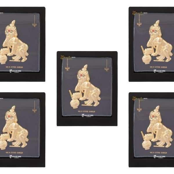 Bal gopal photo frame, bal gopal wooden photo frame, bal gopal frame with mantra, bal gopal photo with quotes, bal gopal photo with mantra, bal gopal statue, return gifts, Wooden Momento Gift